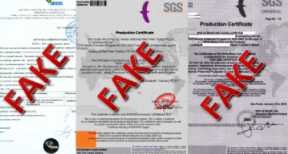 Fraudulent Documents & Other Scams