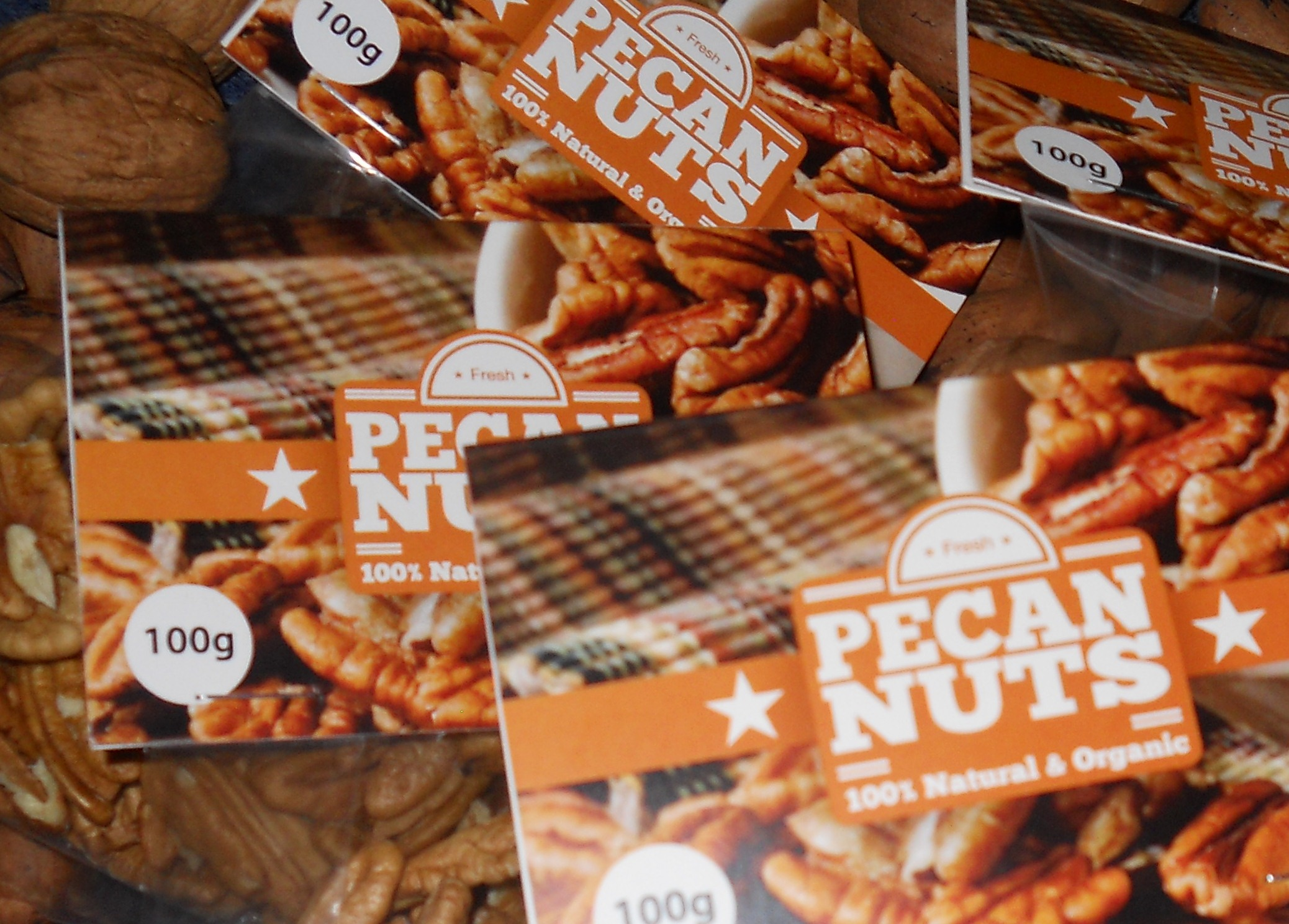 pecan nuts ethical suppliers