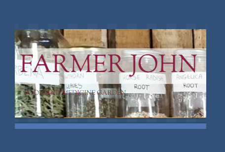 Farmer John – food and medicine garden
